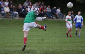 gaa kick out