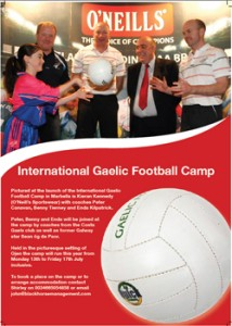 international gaelic football