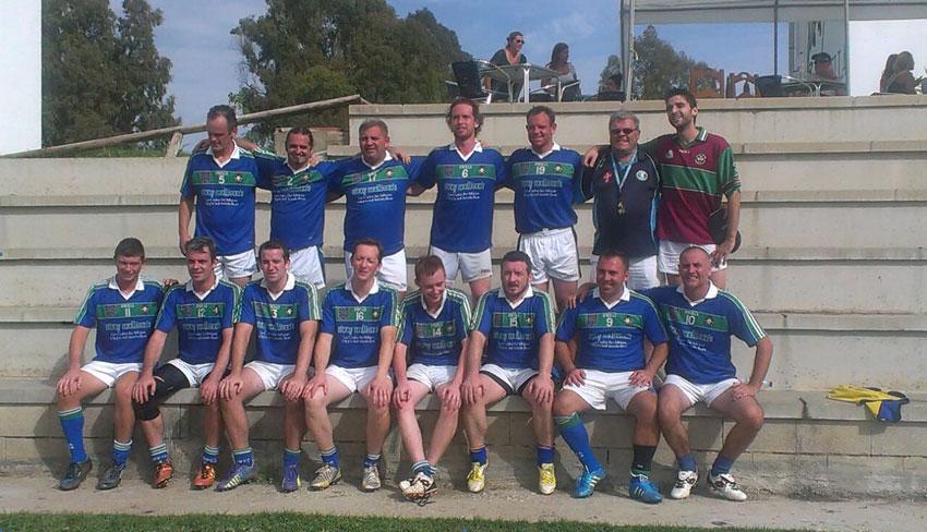 costagaels 2014 squad