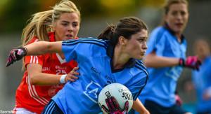 Armaghv Dublin Ladies Football Sep 2015