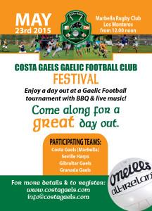 Costa Gaels A6 Flyer