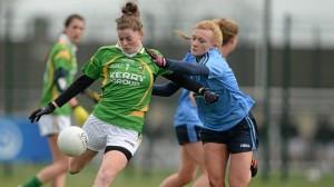 Dublin v Kerry - Tesco HomeGrown Ladies National Football League Division 1