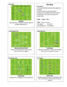 Gaelic Football Checking