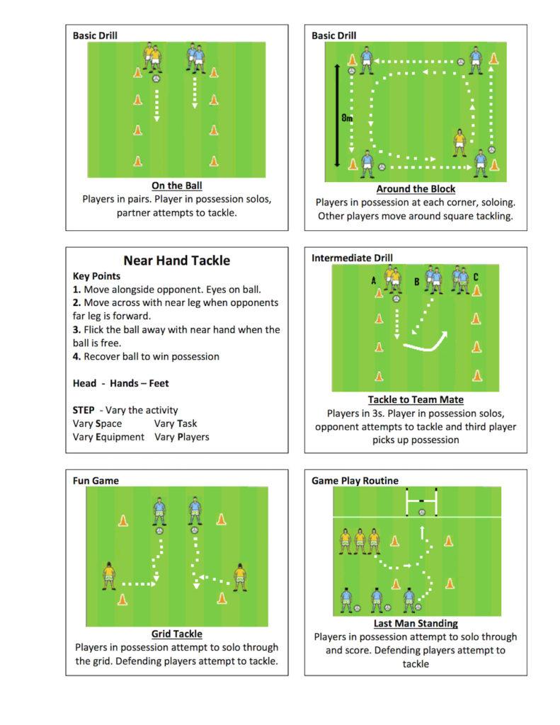 Gaelic-Football-Near-Hand-Tackle