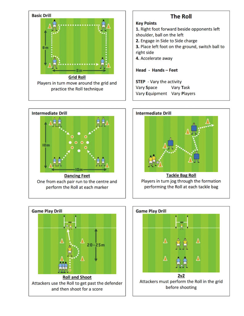 Gaelic-Football-Roll-Off