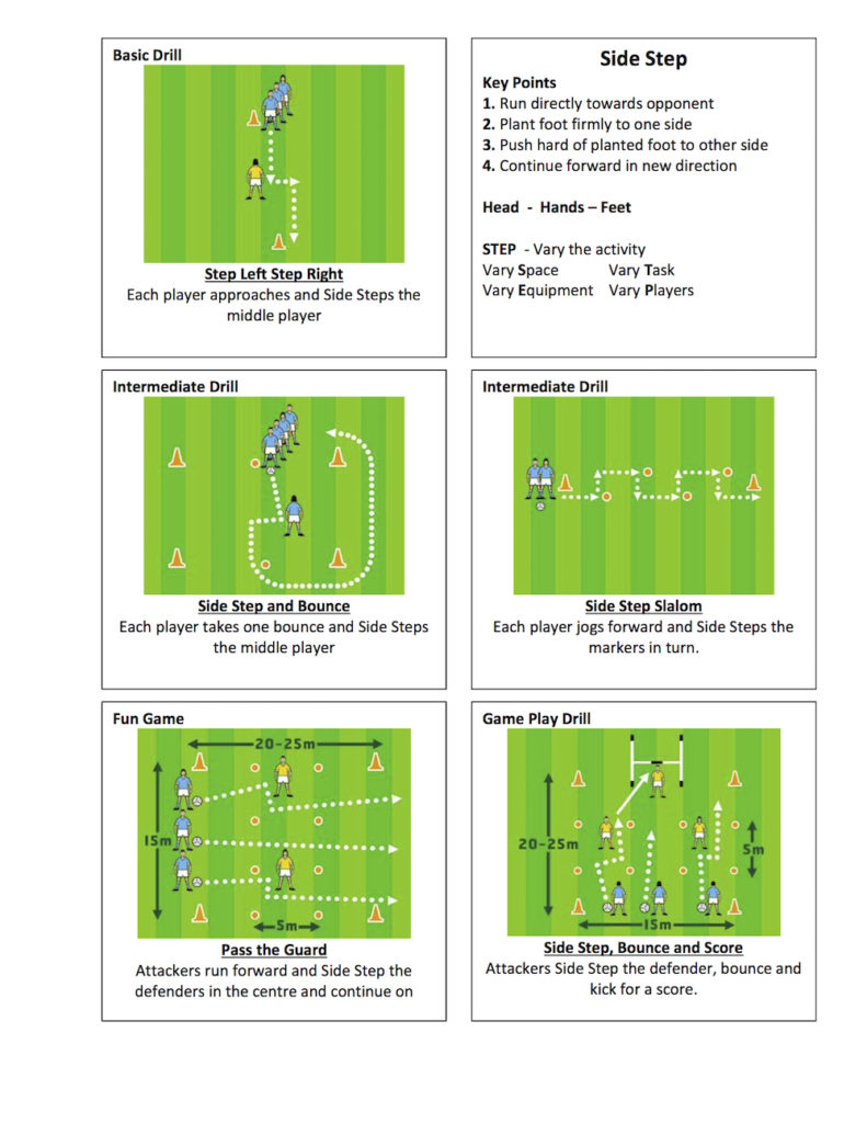 Gaelic-Football-Side-Step