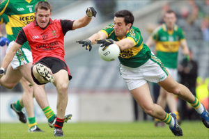 block down gaelic football