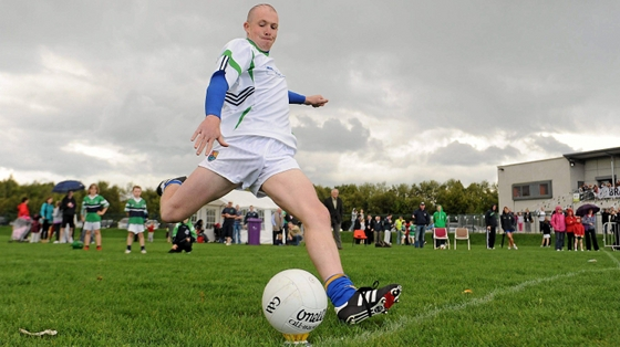 gaelic-45-yard-kick