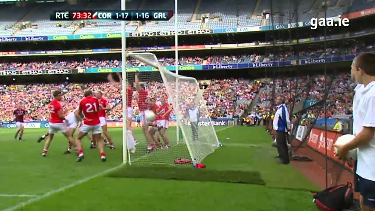 gaelic-football-goal