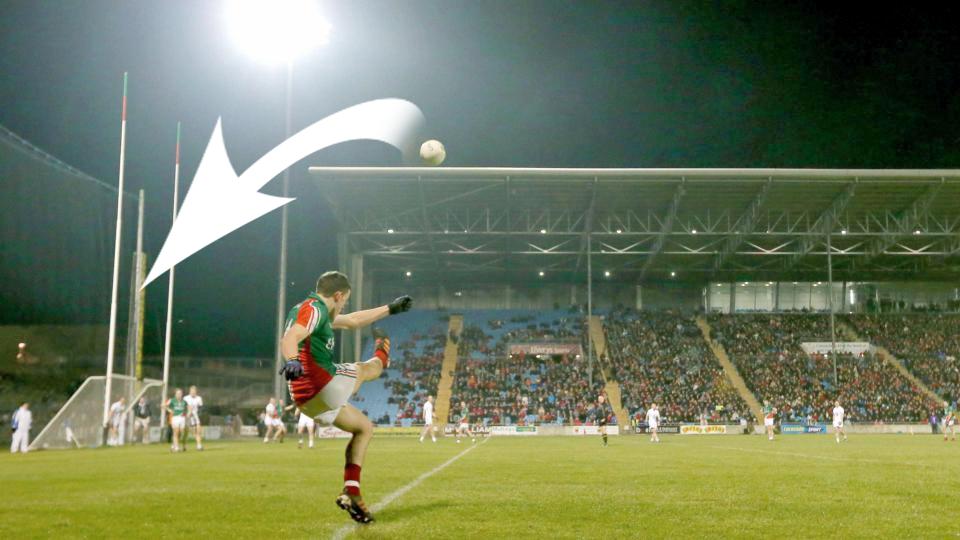 gaelic football points