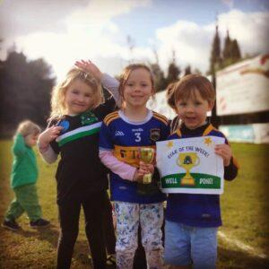 kids football costa gaels