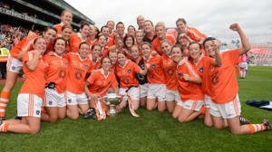 Armagh v Waterford - TG4 All-Ireland Ladies Football Intermediate Championship Final